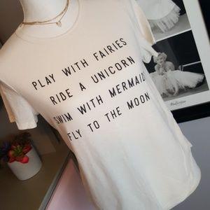 Boutique fairy tshirt